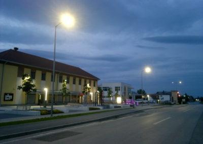 Javna rasvjeta - Mala Subotica, rekonstrukcija raskrižja (10)