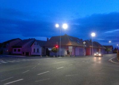 Javna rasvjeta - Mala Subotica, rekonstrukcija raskrižja (14)