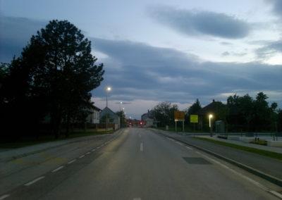 Javna rasvjeta - Mala Subotica, rekonstrukcija raskrižja (7)