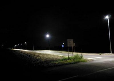 Javna rasvjeta – Orehovica, spojna ceste od ŽC 2022 do ulice kralja Zvonimira