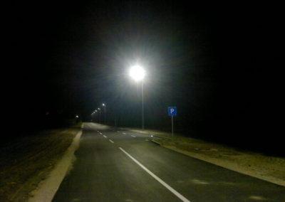 Javna rasvjeta - Orehovica, spojna ceste od ŽC 2022 do ulice kralja Zvonimira (2)