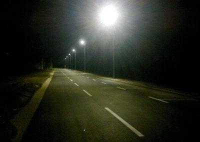 Javna rasvjeta - Orehovica, spojna ceste od ŽC 2022 do ulice kralja Zvonimira (6)