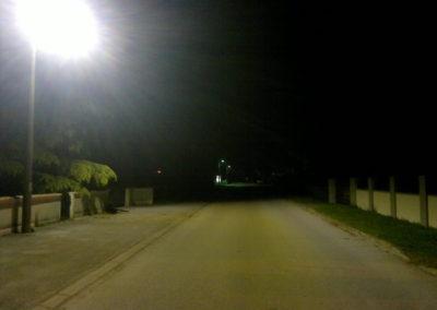 Javna rasvjeta - Strahoninec, Poljska ulica (6)